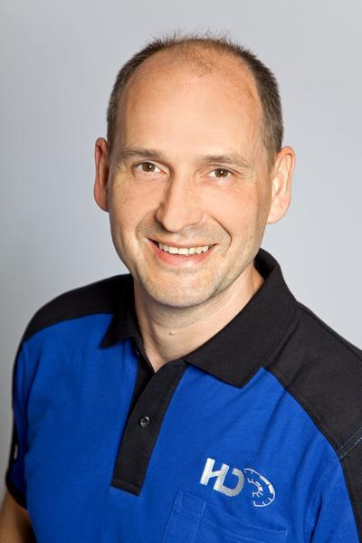 Olaf Höcker, Geschäftsführer